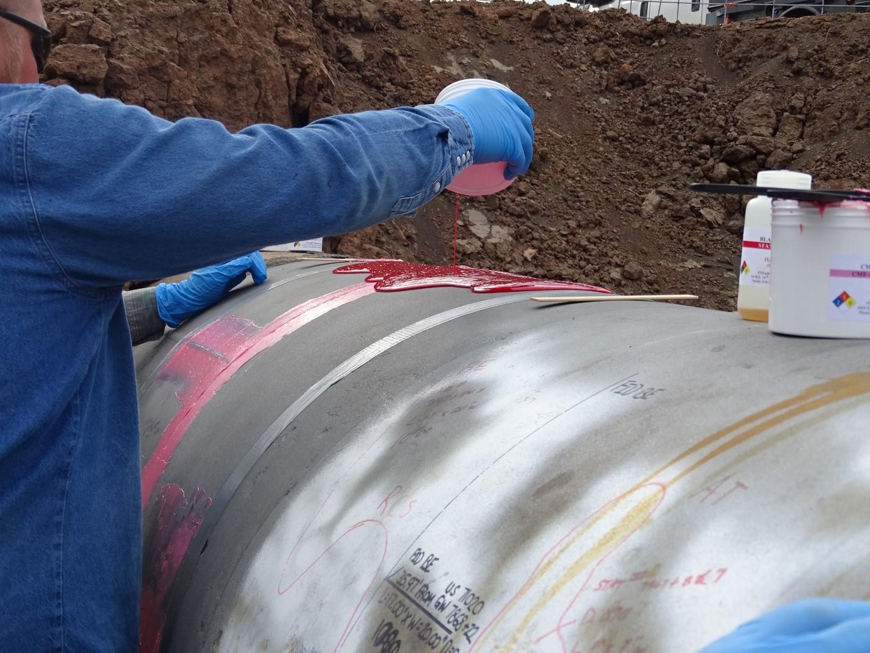 Black Diamond Gas Pipeline