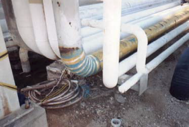 Pipeline Corrosion- Permanent Repair
