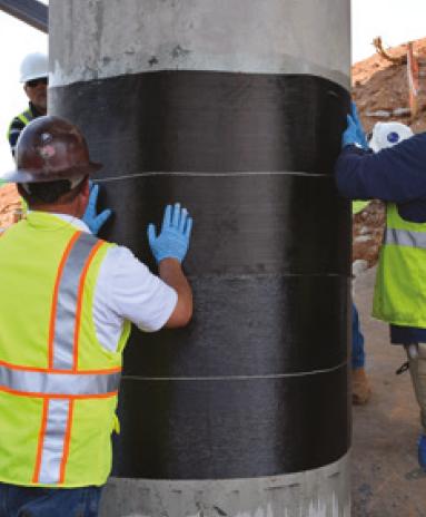 GeoTree Solutions RenewWrap® CFRP