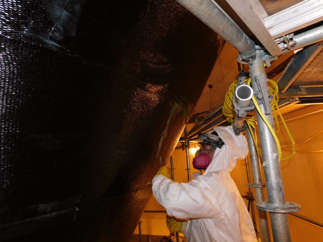 RenewWrap used in Oil and Gas applications