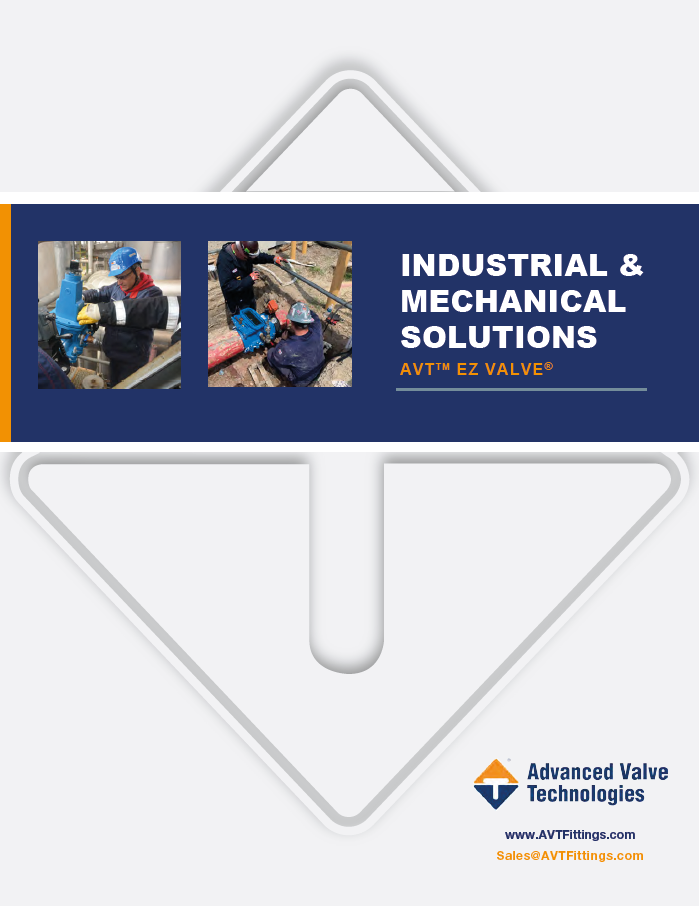Industrial & Mechanical Solutions brochure front page