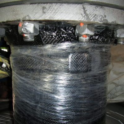 LeakStopper Overwrapped with DiamondWrap