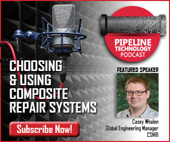 CSNRI Expert features on Pipeline Technology Podcast
