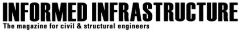 Informed Infrastructure Magazine logo