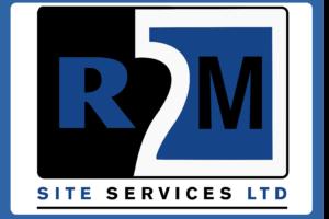 R2M Site Services logo